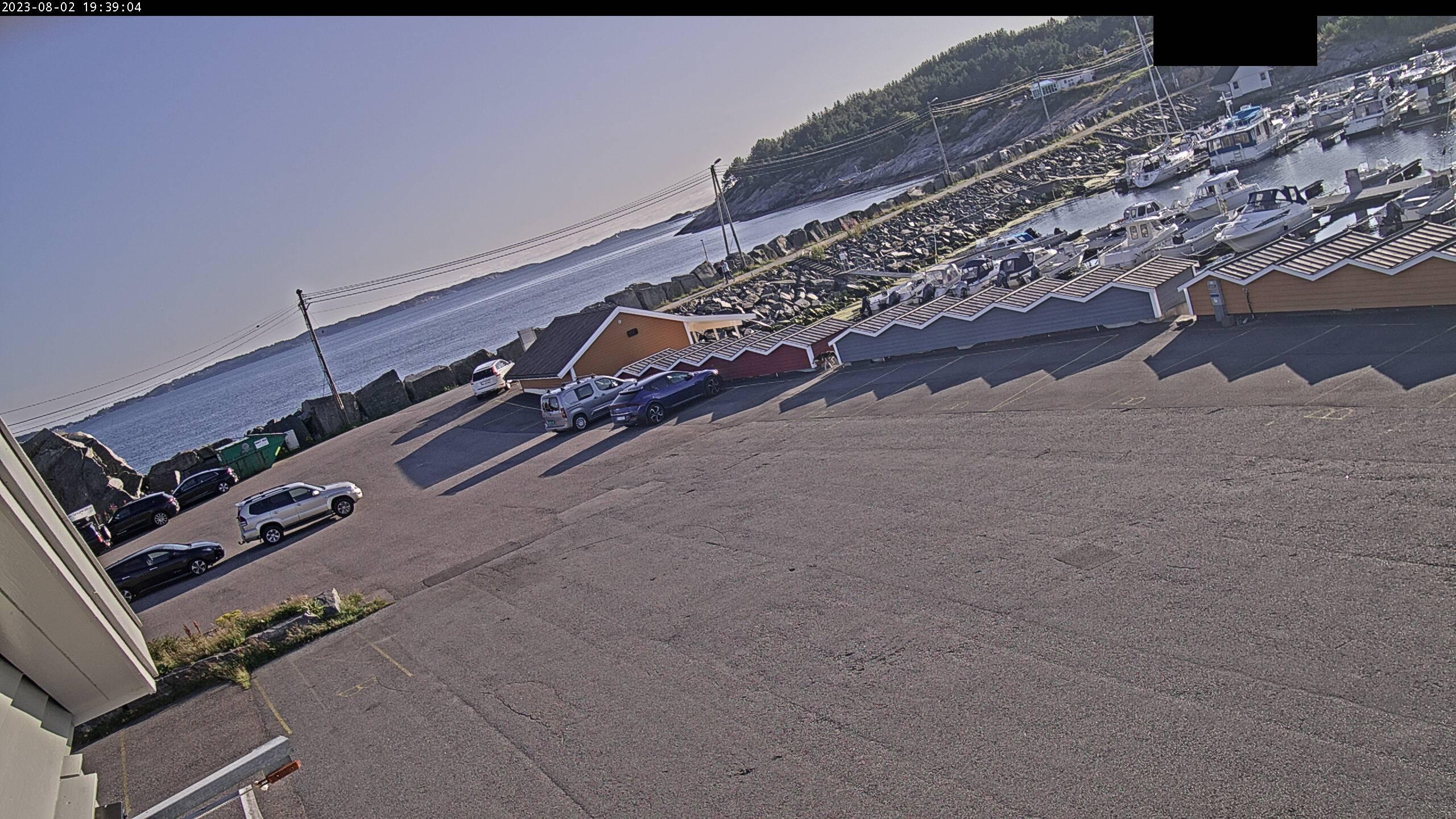 Webcam Kleppe, Sund, Hordaland, Norwegen